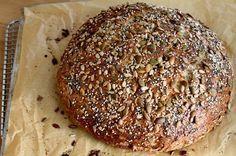 [Dakota Bread], a COOK's COUNTRY multigrain bread recipe via {cupofsugarpinchofsalt}