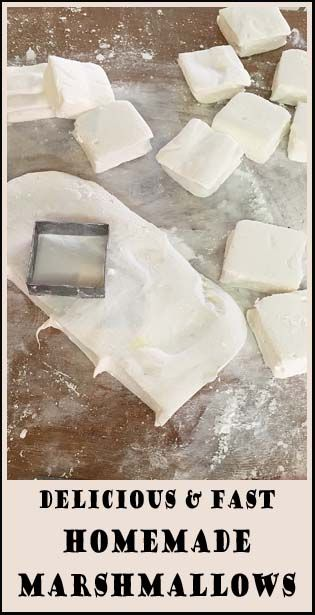 Homemade Marshmallows | Little Delights