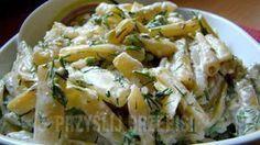 sałatka z fasolki szparagowej