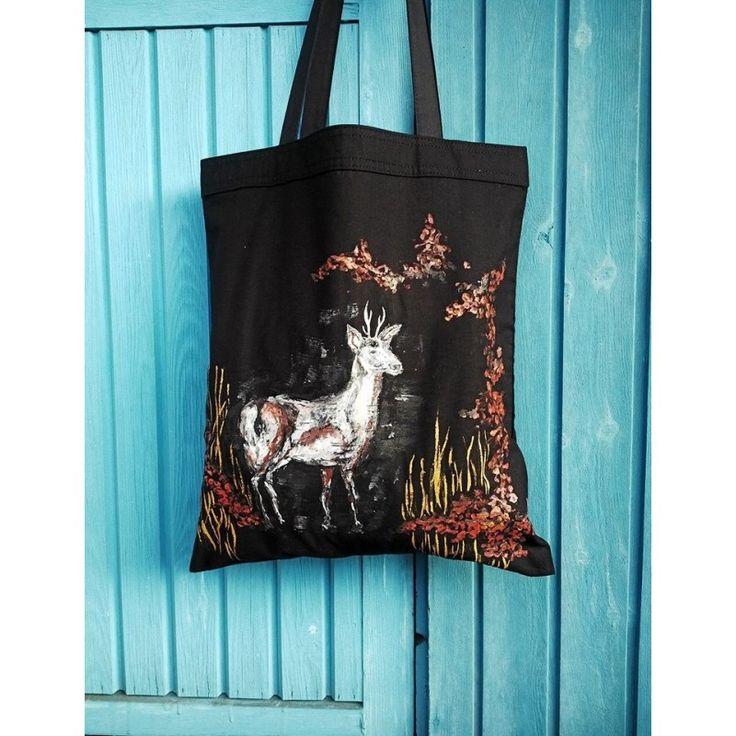 oryginalna ręcznie malowana torba tylko na dizziness.pl