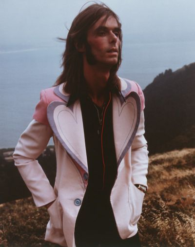 Nicky Hopkins... that jacket!