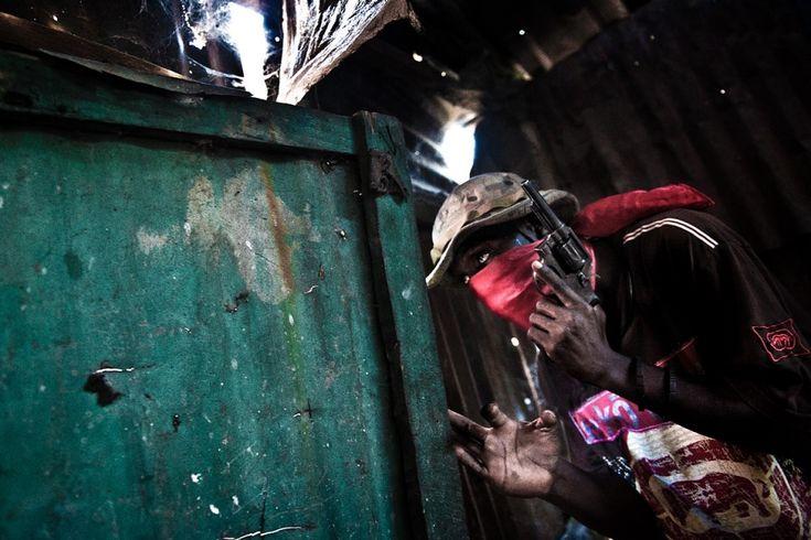 Gangs of Port-au-Prince/Paolo Marchetti