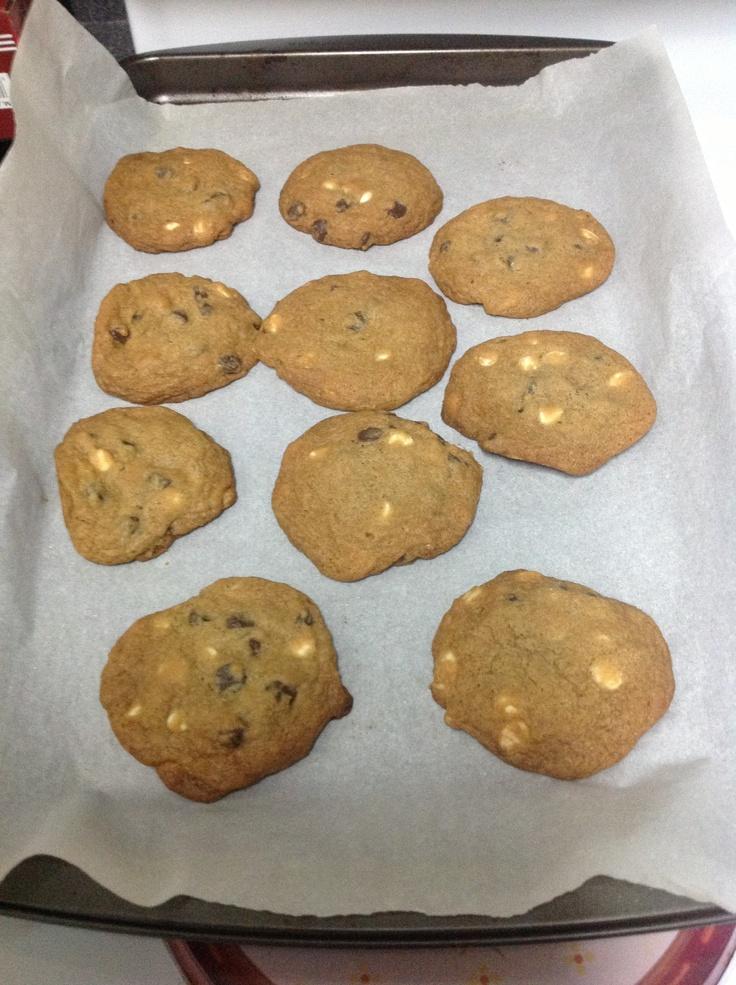 Double chocolate cookies!