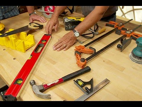How to Choose Tools for First-Time Woodworkers