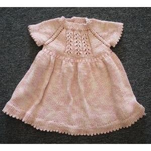 17 Best images about Knitting: Baby / Girl Dresses on ...
