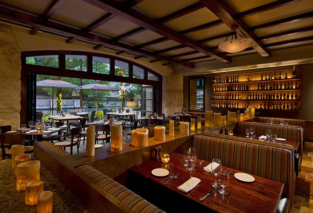 Zocca Restaurant (Westin Hotel Downtown San Antonio)- Beautiful ambiance, amazing food!