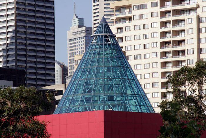 Modern Cone Building Sydney Visit us on http://www.campbelltowndentalcare.com.au