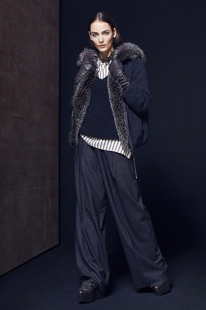 Стиль и вязаная мода: примеры удачных сочетаний - Ярмарка Мастеров - ручная работа, handmade