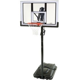"Enhance your game with the Lifetime® Elite 52"" Portable ..."