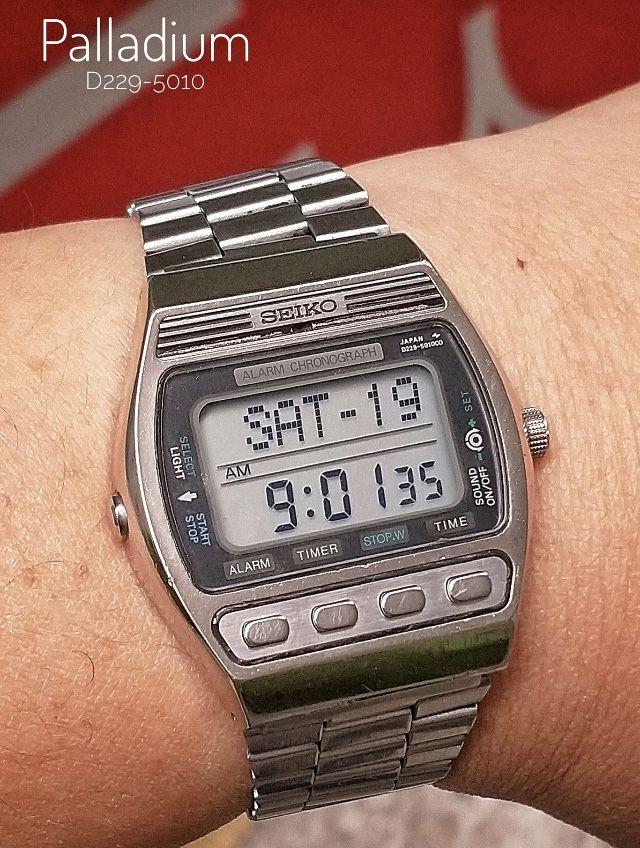 8112a763df872 Serdar Armağan adlı kullanıcının Seiko digital panosundaki Pin, 2019 |  Seiko, Digital ve Casio watch