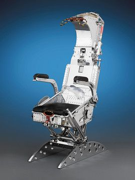 Vulcan Bomber Ejection Seat