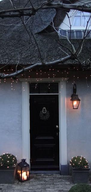 Geweldige voordeur ...