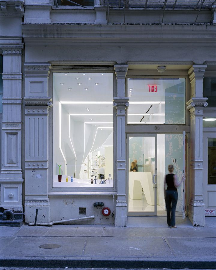 FLAGSHIP STORES! Alessi Flagship Store by Asymptote Architecture, New York City »  Retail Design Blog