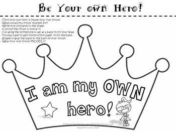 Crowns with IB Attitude! An IB PYP Growth Mindset Activity
