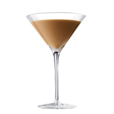 """Godiva Chocolate Martini"" *Ingredients: 1 ounce(s) Godiva Original Liqueur, 1/4 ounce(s) Cîroc Vodka. *Directions: Add Godiva Original Liqueur and Cîroc Vodka in martini glass and stir."