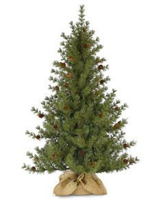 small artificial christmas trees balsam hill 4 99 - Mini Artificial Christmas Trees