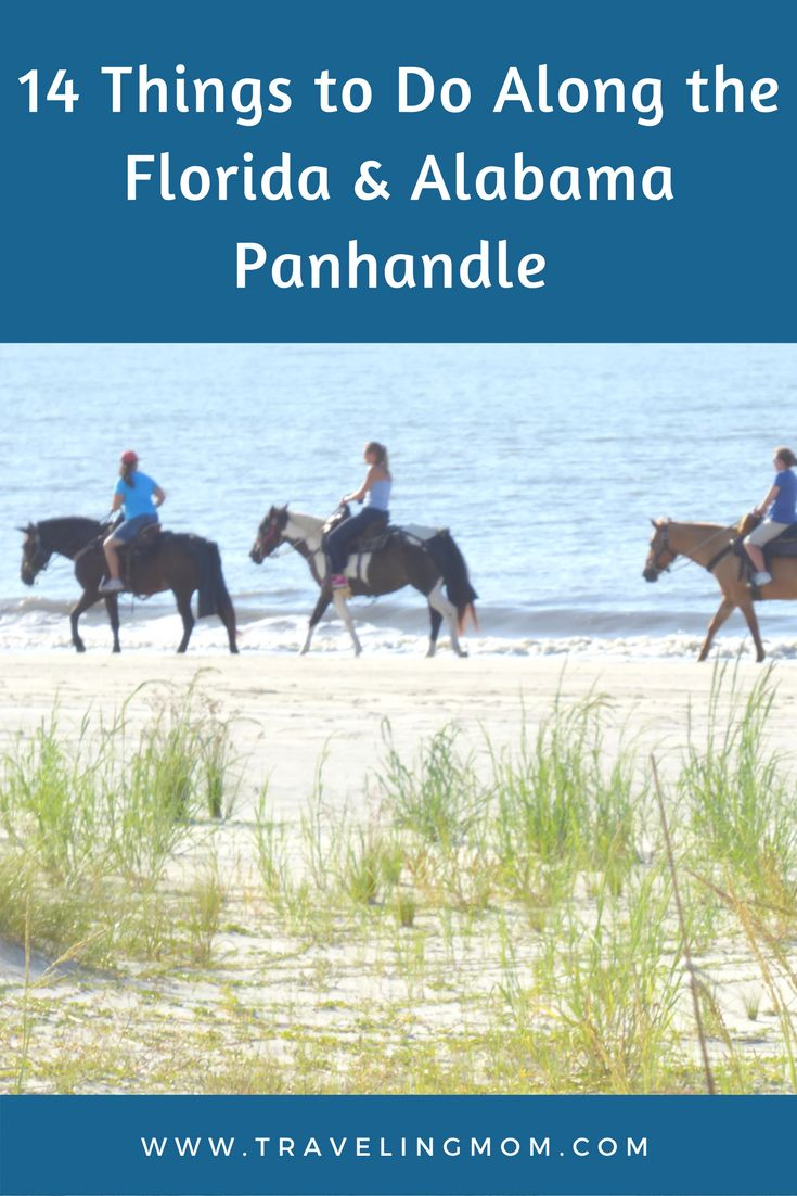 Things To Do In The Alabama And Florida Panhandle Sweet