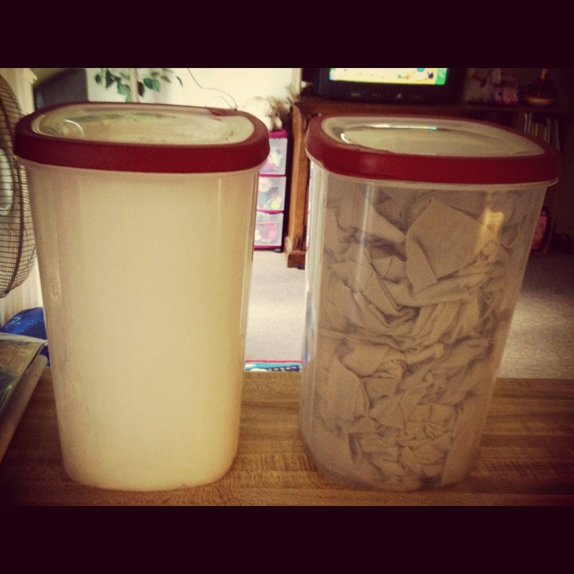 DIY baby wipes and reusable Lysol disinfecting wipes Diy
