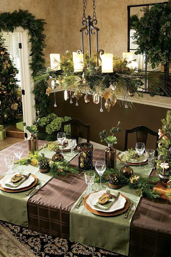 Fantastische Weihnachtsdeko Für Tisch Weihnachtsdekoration
