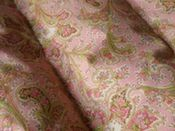 Image of Plaster Pink And Cream Double Eiderdown