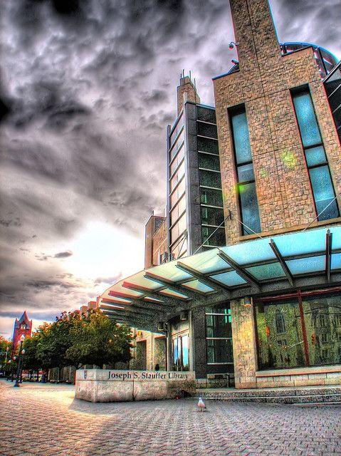Queen's University - KIngston, Ontario, Canada