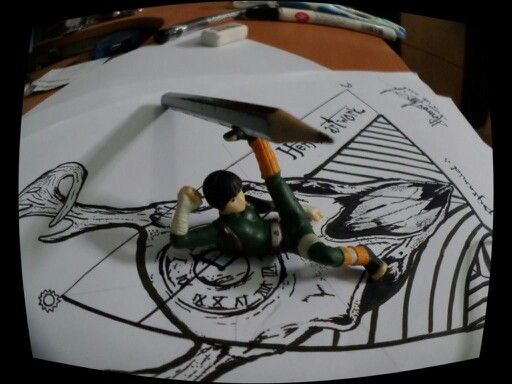 Skull of Pyramd artwork ft rocklee