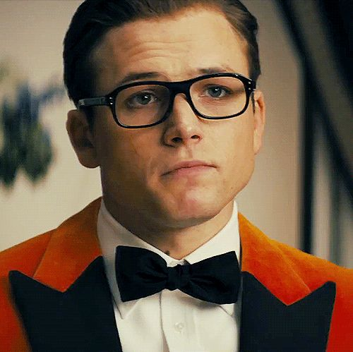 FREE Shipping on Orange Kingsman Tuxedo | Orange Smoking Jacket | Kingsman 2 | Kingsman The Golden Circle