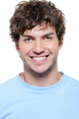 Miichaaael. The 17 Sexiest Men's Curly Hairstyles Ever...Men's Hair How-Tos...