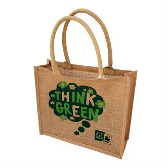 """Τσάντα """"Think Green"""""""