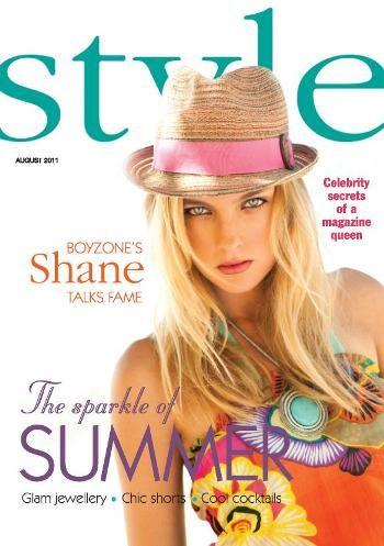 Cambridge Style Magazine - August 2011