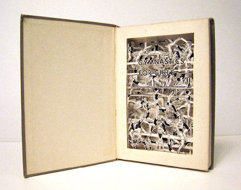 Ben DiNino: Ben Dinino, Paper Art, Altered Book