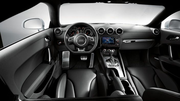 Audi TT Coupé Interior