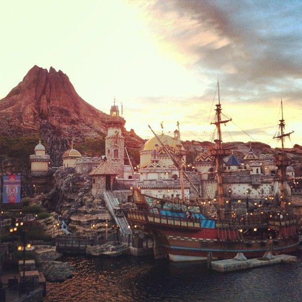 DONE Tokyo Disney Sea