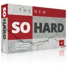 So Hard 4 pastile pentru erectii tari