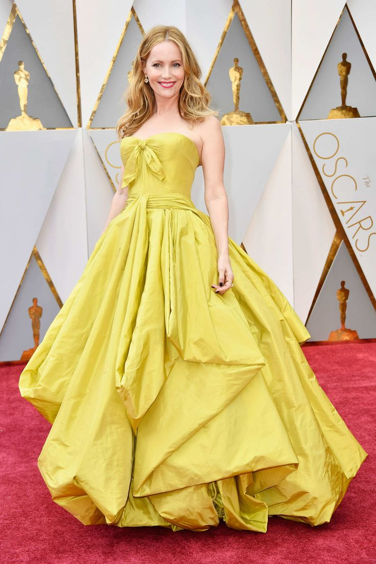 Photo 11 from Best Promo for the Live-Action  Beauty and the Beast Movie: Leslie Mann in Zac Posen