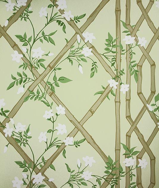 best 25+ trellis wallpaper ideas on pinterest | half bathroom