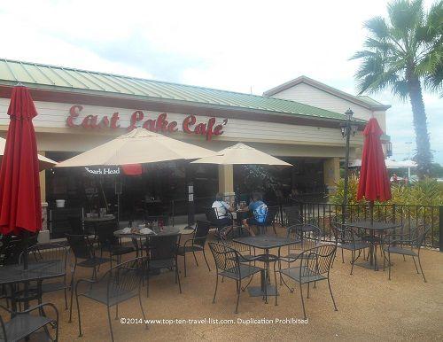 East Lake Cafe - Palm Harbor, Florida
