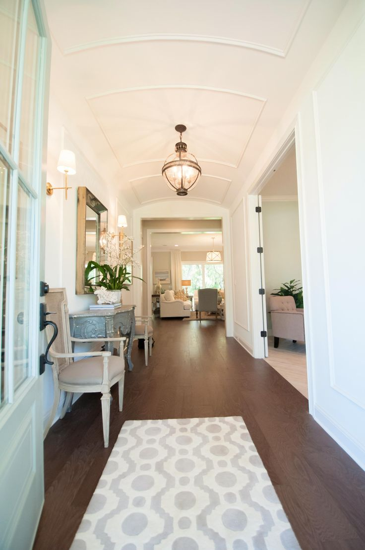 Madison Model Foyer The Cottage Home Company St