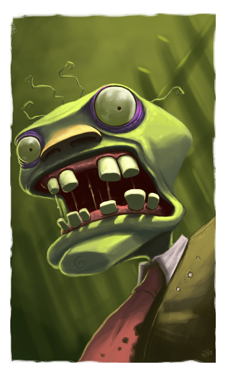 Plants vs. Zombies by ~thurZ
