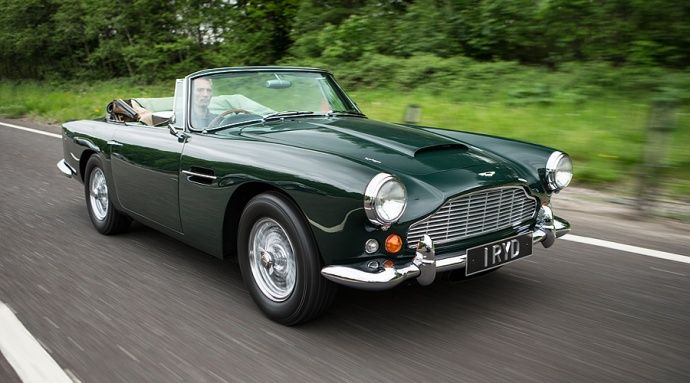 Aston Martin DB4  Automotive Obsession  Pinterest  Martin o