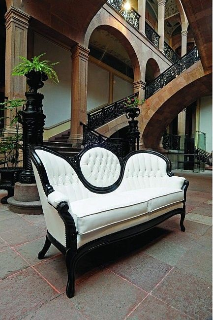 Modern Colorful Victorian Style Furniture Collection By POLaRT Design 35  Sofa 433x650 Modern Colorful Victorian Style