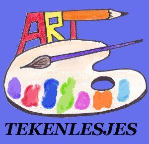 Tekenlesjes Erg veel leuke opdrachten - met als uitgangspunt werk van bekende kunstenaar - Met als uitgangspunt materiaal - Met als uitgangspunt een stijl