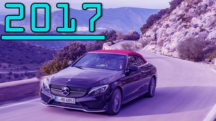 ►2017 Mercedes-Benz C43 AMG AWD 4Matic All Season Cabriolet Features Rev...