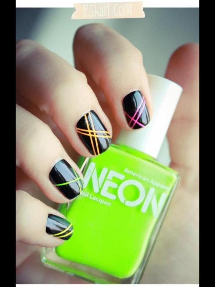 Mejores 136 imágenes de Nails! <3 en Pinterest | Uñas bonitas ...
