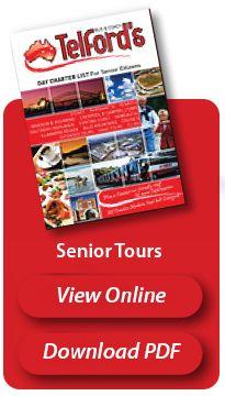 Telford buses - senior tours