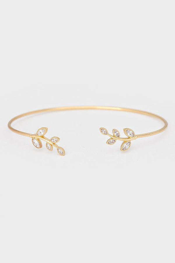 CZ Juniper Bracelet | Women's Clothes, Casual Dresses, Fashion Earrings & Accessories | Emma Stine Limited
