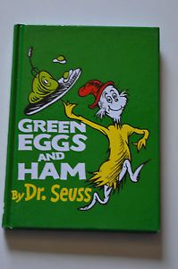 Green Eggs and Ham: Miniature Edition (Dr Seuss Miniature Edition) By Dr. Seuss | eBay