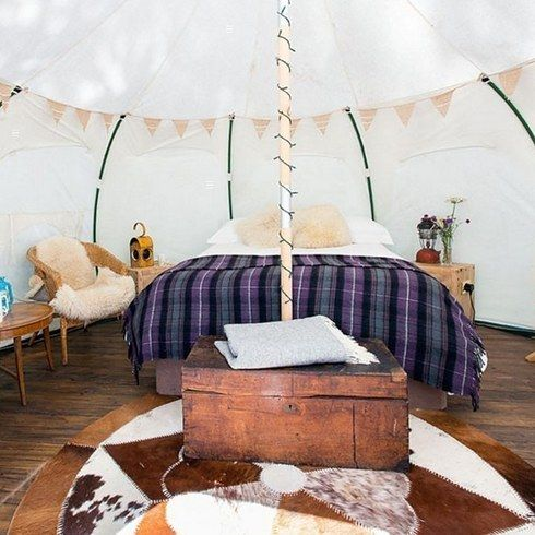 16 Deeply Cool Glamping Retreats You Won't Believe Are In Scotland