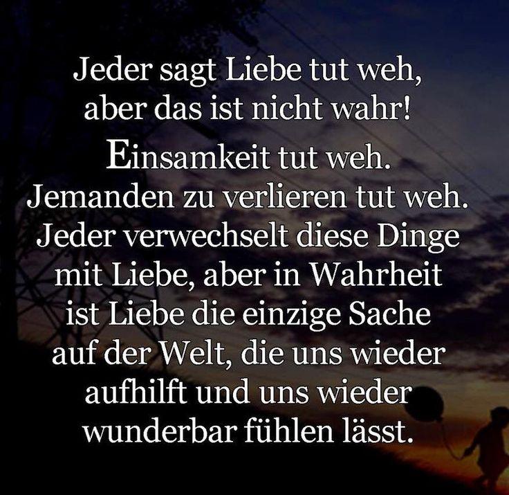 Pin von Mark MS auf Auf Deutsch   Liebe tut weh, Es tut
