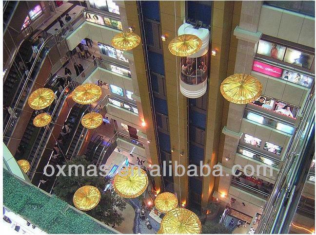 зонтик повесить торговый центр фестиваль церемония украшения, вид украшения торгового центра, sohomas подробности о продукте из ИУ Сохо искусств и ремесел Co., ЛТД. на Alibaba.com